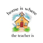 Home is where the teacher is