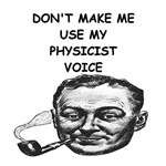a funny physics joke on gifts and t-shirts.