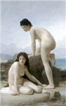 classic nude artwork on gifts and t-shirts.