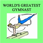world's greatest gymnist gifts t-shirts