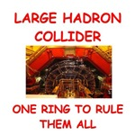 X large hadron collider lhc gifts t-shirts