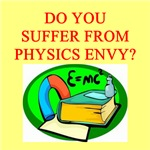 physics envy joke gifts t-shirts