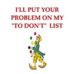 it's your problem