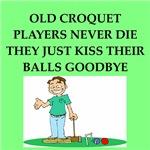 croquet player joke