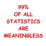 funny statistics joke gifts t-shirts