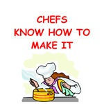 funny chef joke gifts t-shirts