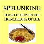 spelunking