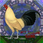 Cream Buttercup Rooster