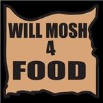 Will Mosh 4 Food