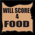 Will Score 4 Food