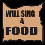 Will Sing 4 Food