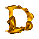 Blown Gold D