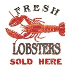 Fresh Lobsters