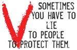 V Protect People Shirts