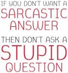 Sarcasm Funny Shirts