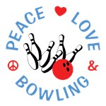 Peace Love Bowling
