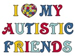 I Love My Autistic Friends