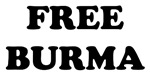 Free Burma Shirts