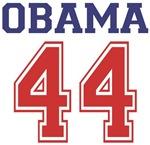 Obama 44 Team Shirts