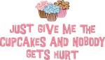 Funny Cupcake T-shirt