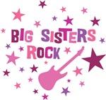 Big Sisters Rock Shirts