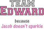 Team Edward T-shirts