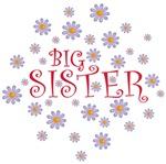 Daisy Big Sister Shirts