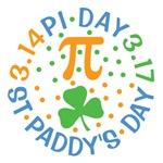 Pi Day St Patricks Day Shirts