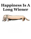 Happiness Is A Long Wiener