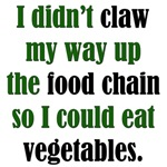 Vegetable Claw: Funny T-Shirts & Gifts