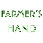 Farmer's Hand in Euchre T-Shirts & Gifts