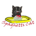 Spaghetti Cat T-Shirts and Gifts