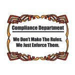 Enforce The Rules Compliance T-Shirts & GIfts
