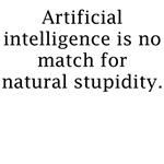 Natural Stupidity