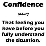 Definition Of Confidence