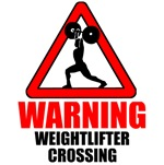 Warning: Weightlifter