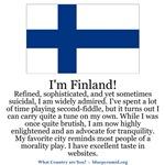 Finland (CQ2)