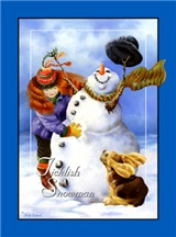 TICKLISH SNOWMAN