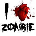 i heart zombie