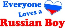 Everyone Loves a Russian Boy
