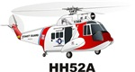 Sikorsky HH52A Helicopter