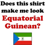 Does This Shirt Make Me Look Equatorial Guinean?