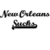 New Orleans Sucks T-Shirts