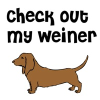 Check out my Weiner