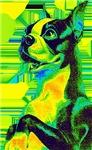 Vintage Boston Terrier Tech