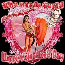 who need Cupid Valentine,s