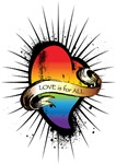 Gay Heart, Love is for ALL