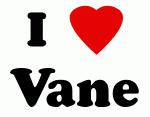 I Love Vane