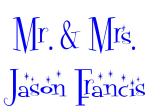 Mr. & Mrs.