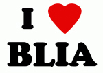 I Love BLIA